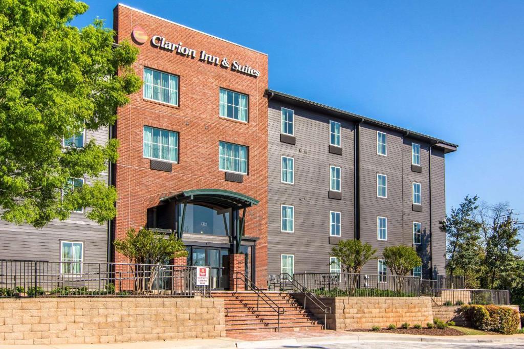 Отель  Отель  Clarion Inn & Suites Atlanta Downtown