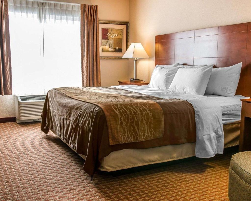 Отель  Quality Inn Near Interstate I94  - отзывы Booking