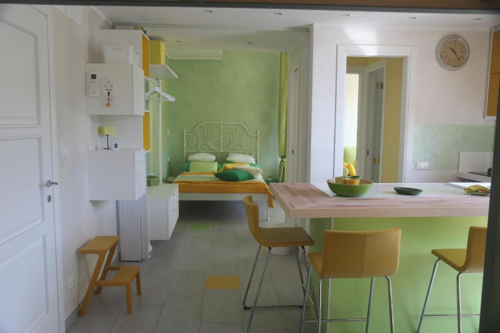 Апартаменты/квартира VerdeLimone - отзывы Booking