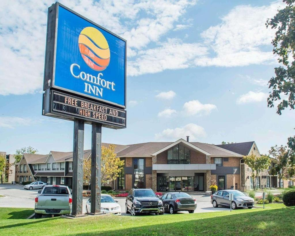 Мотель  Мотель  Comfort Inn Burlington