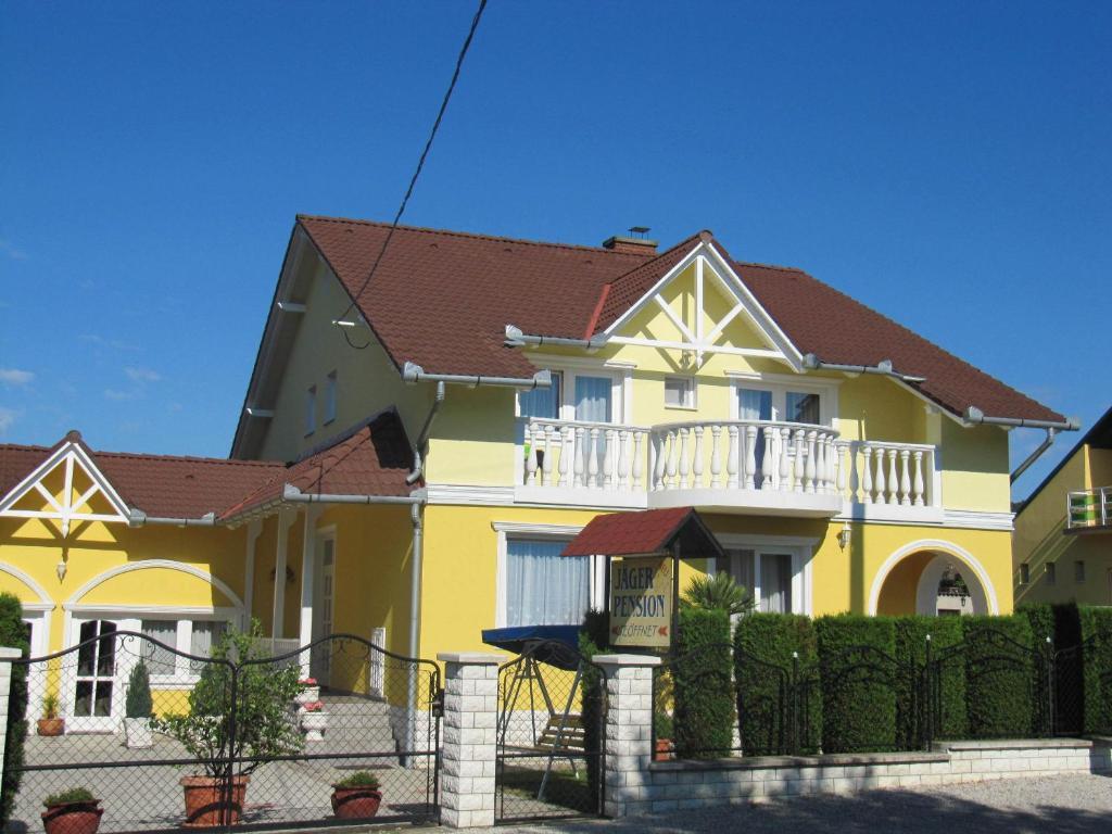 Гостевой дом  Villa Jäger  - отзывы Booking