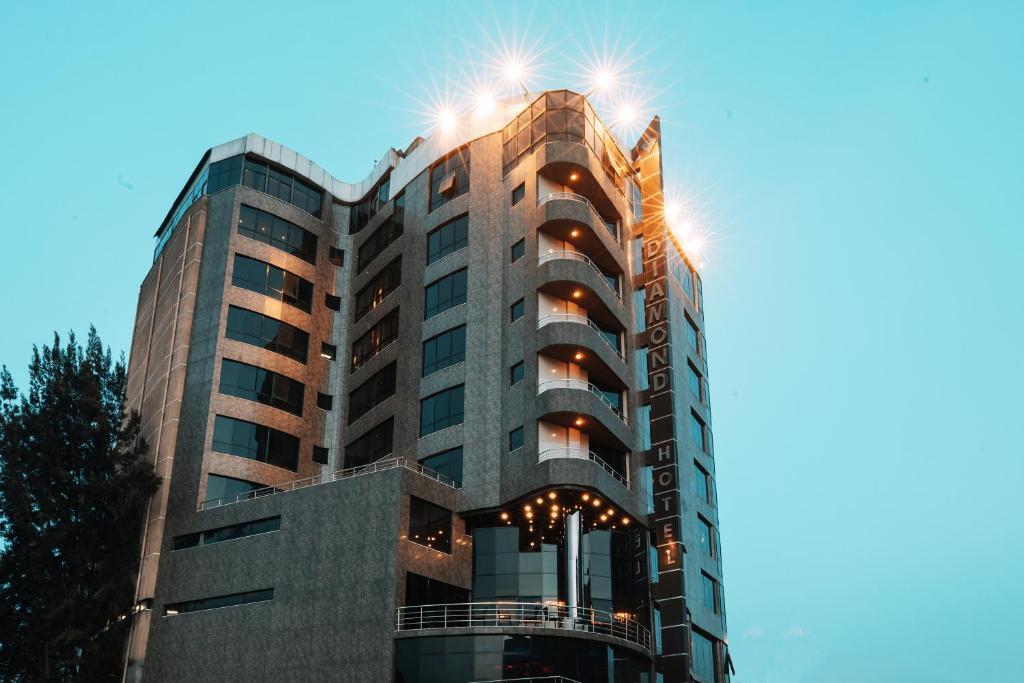 Отель Отель Diamond Hotel