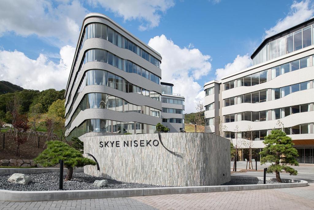 Отель  Skye Niseko  - отзывы Booking