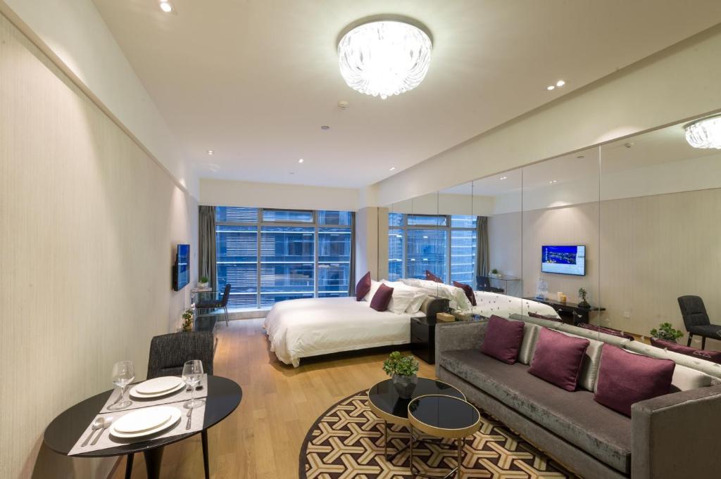 Отель  EFC Oakmade Service Apartment  - отзывы Booking