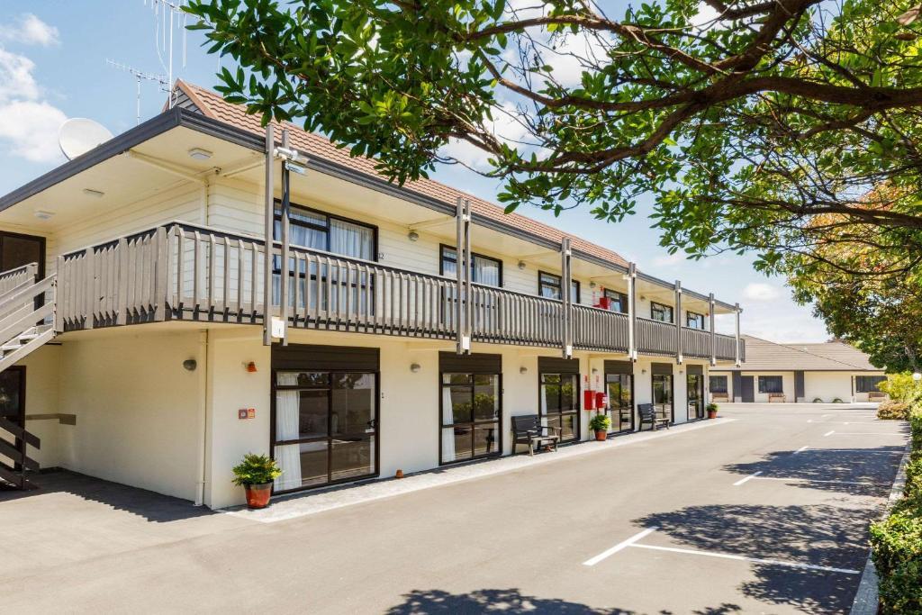Мотель  Comfort Inn Kauri Court  - отзывы Booking