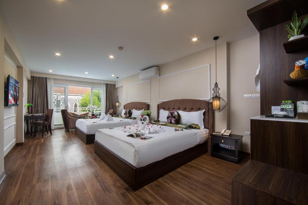 Отель  Splendid Pearlight Hanoi  - отзывы Booking