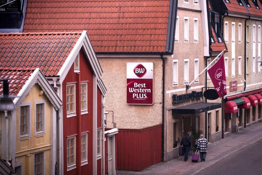 Отель Best Western Plus Kalmarsund Hotell - отзывы Booking