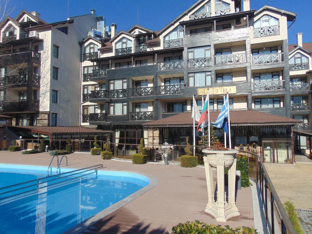 Апартаменты/квартира  Cozy Suite in 5* Luxury Spa Hotel  - отзывы Booking
