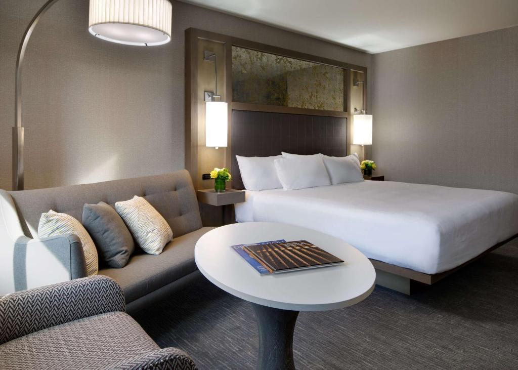 Отель  Отель  Hyatt Regency Boston