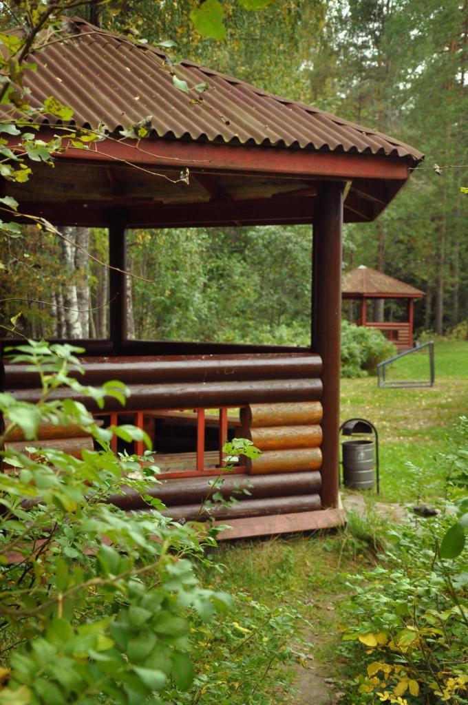 Курортный отель  База отдыха Озеро Зеркальное