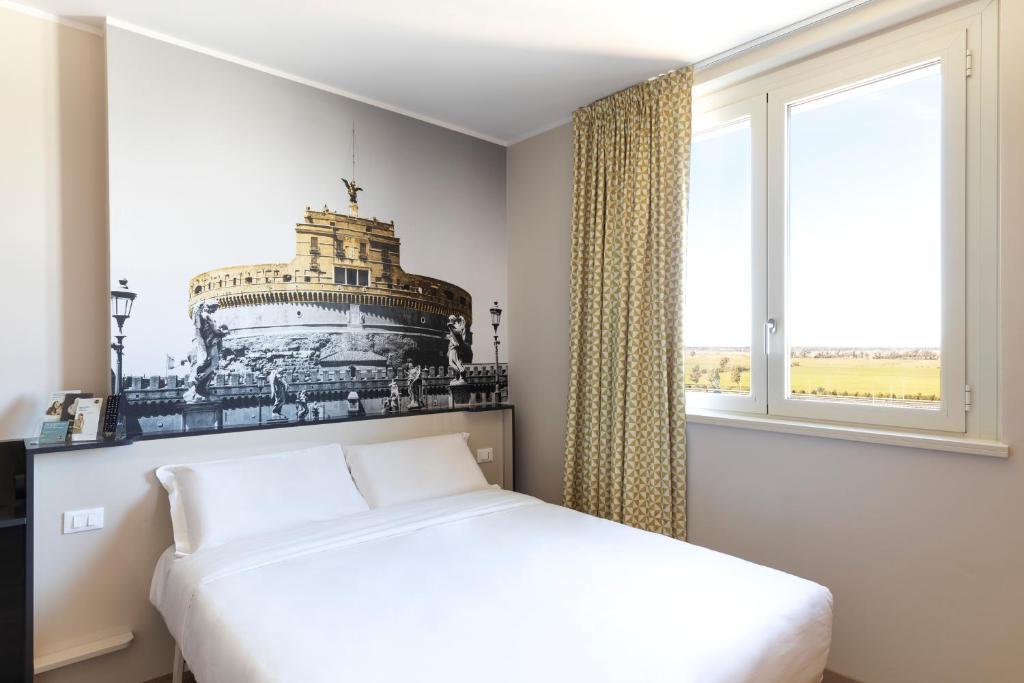 Отель B&B Hotel Roma Fiumicino - отзывы Booking