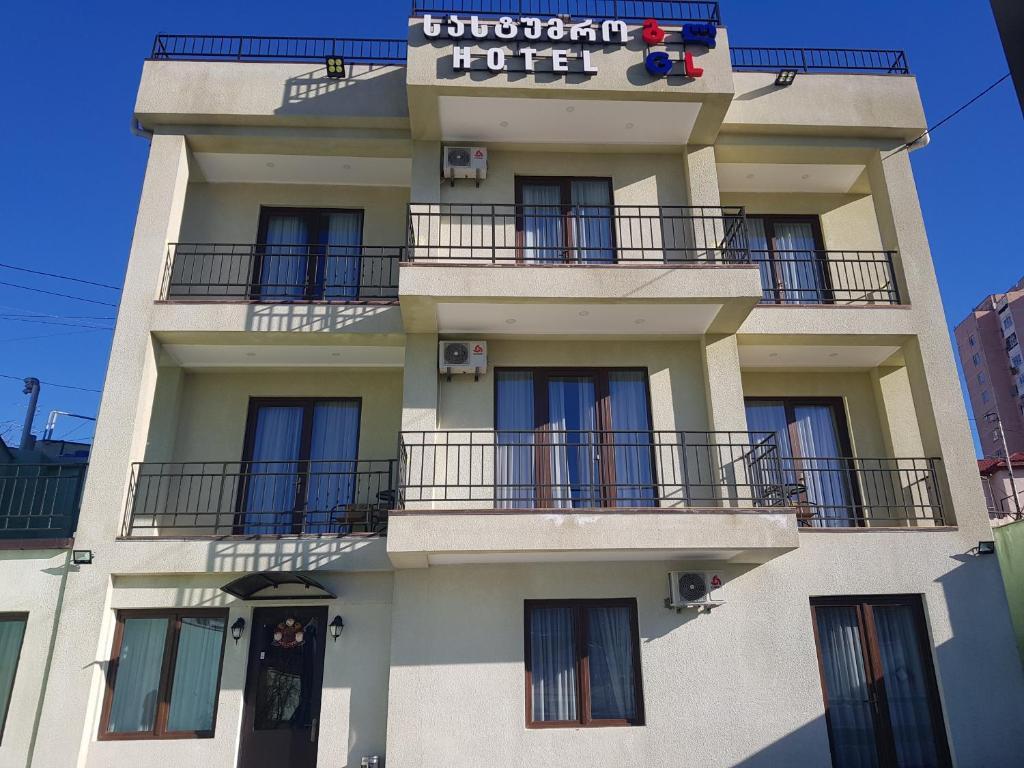Отель Gold Line Hotel - отзывы Booking
