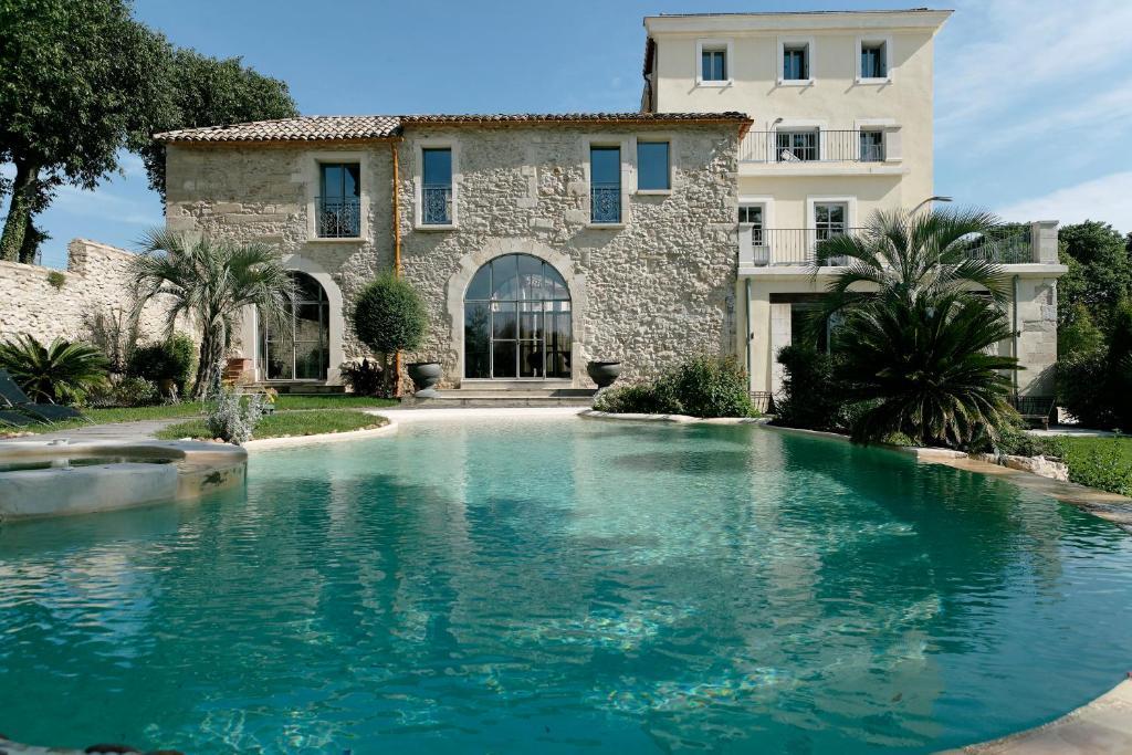 Отель  Domaine de Verchant & Spa - Relais & Châteaux  - отзывы Booking