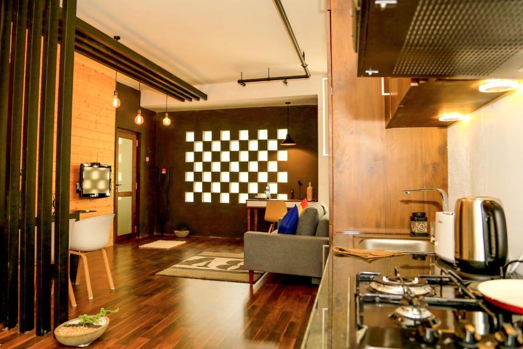 Апартаменты/квартира Eden Studio Apartment