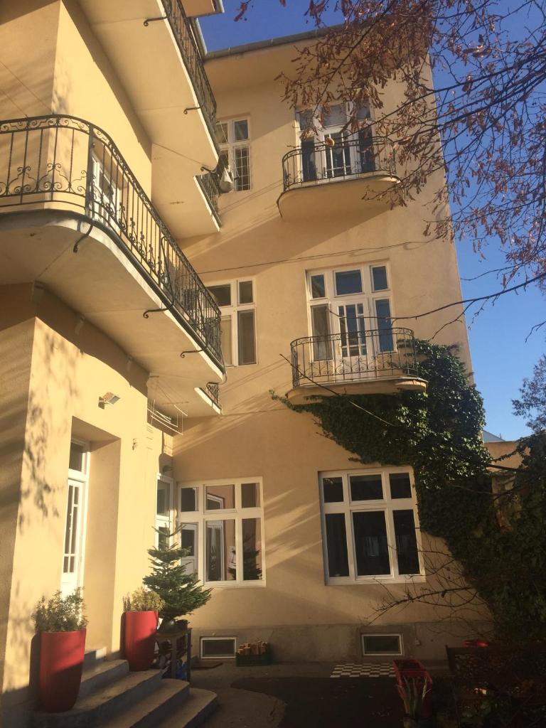 Апартаменты/квартира Apartmán Moyzesova - отзывы Booking