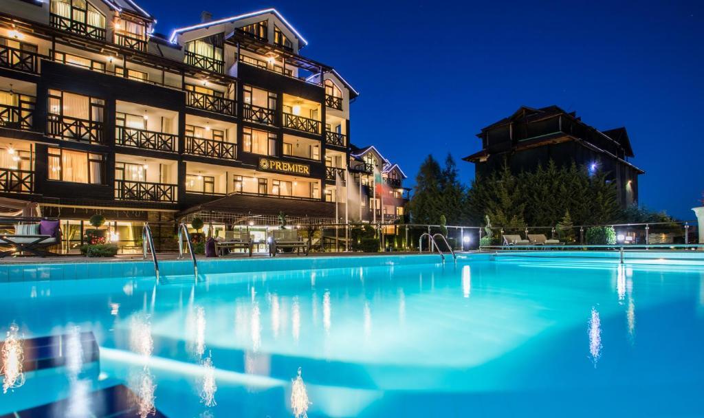 Отель  Premier Luxury Mountain Resort  - отзывы Booking