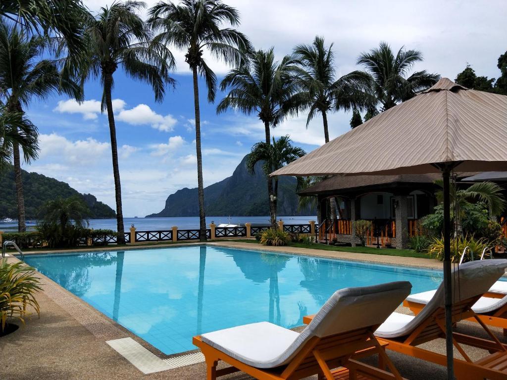 Курортный отель El Nido Garden Resort