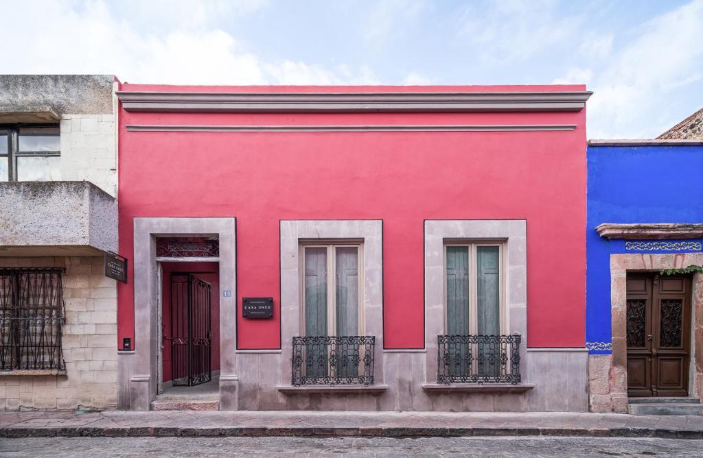 Отель  Hotel Casa Once  - отзывы Booking