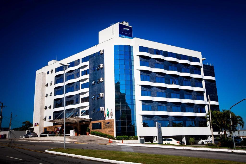 Отель Отель Iate Hotel Centro Florianópolis