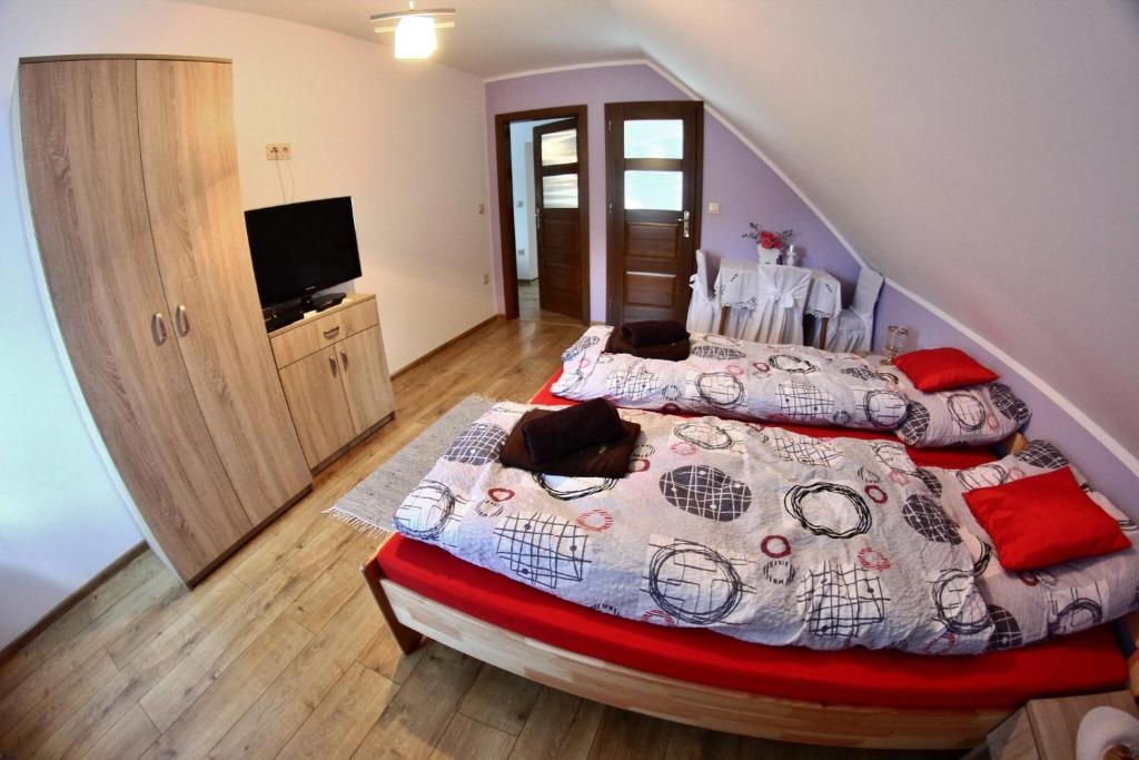 Апартаменты/квартира  Domek Obidza 362  - отзывы Booking