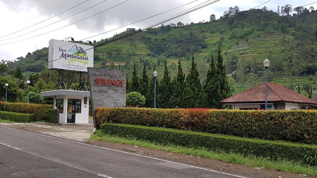 Гостевой дом  New Mountain Springs Hotel & Resort  - отзывы Booking