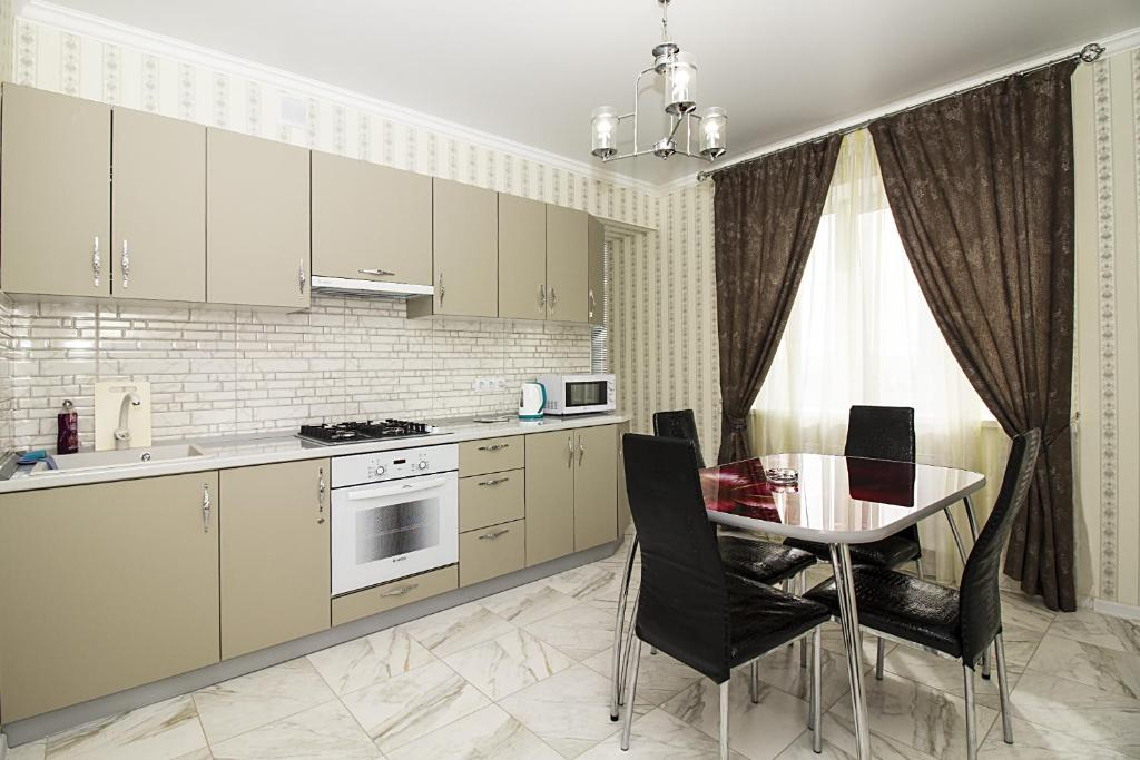 Апартаменты/квартира  Квартира на Московской 97-26  - отзывы Booking