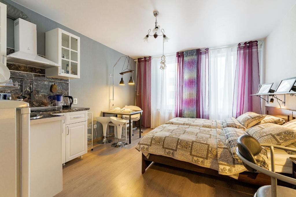 Апартаменты/квартира  Apartment Grina 1 16fl  - отзывы Booking