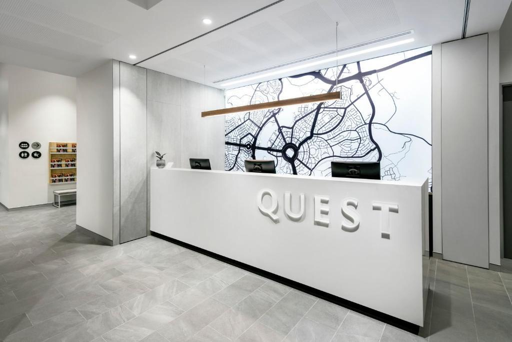 Апарт-отель Quest Canberra City Walk