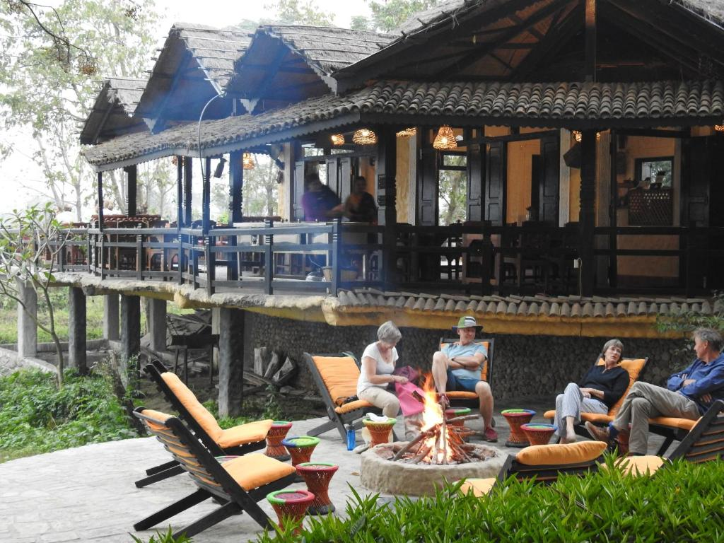 Курортный отель  Sapana Village Lodge  - отзывы Booking