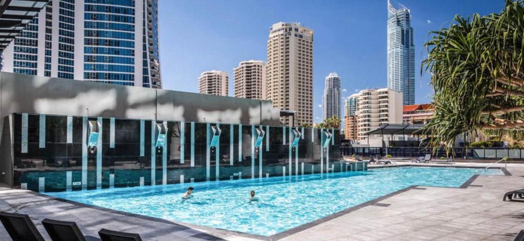 Апартаменты/квартира Circle on Cavill Ocean View - отзывы Booking