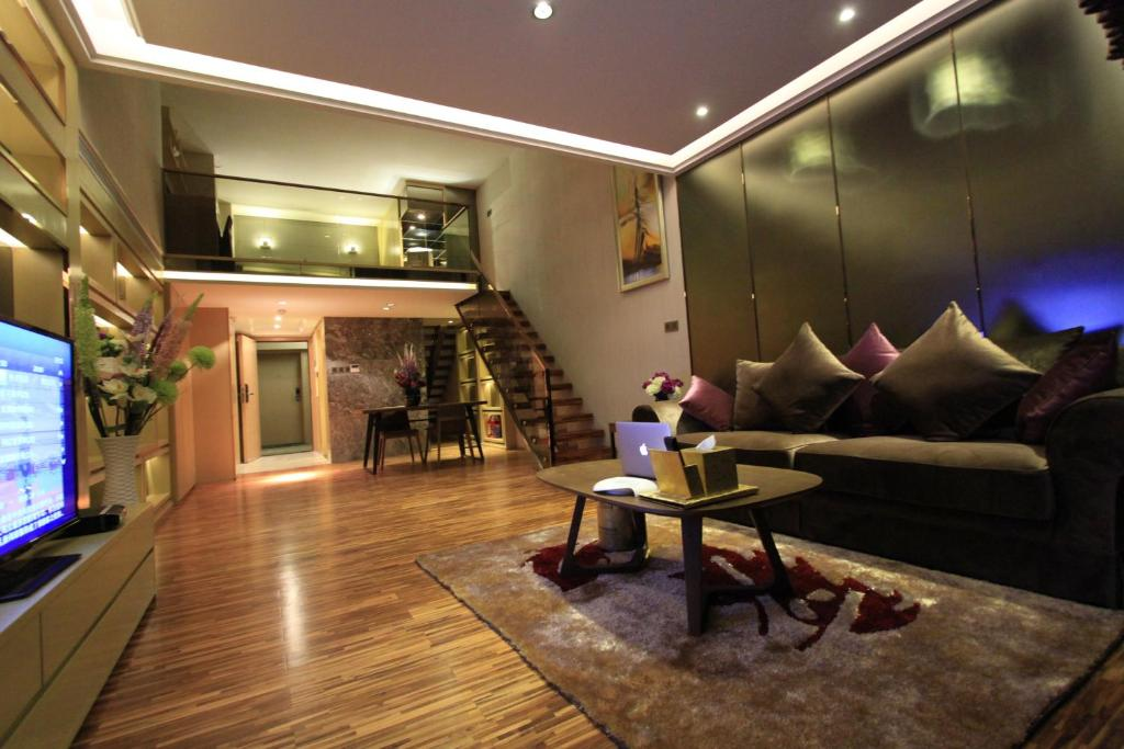 Апартаменты/квартиры Checkinn International Apartment Guangzhou Poly D Plaza Branch
