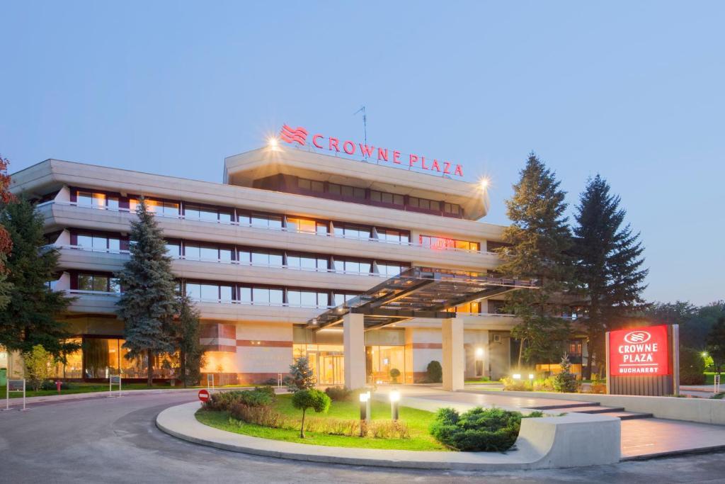 Отель Отель Crowne Plaza Bucharest, An IHG Hotel