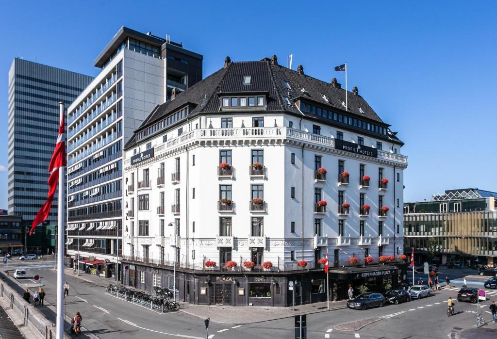 Отель  Отель  Copenhagen Plaza