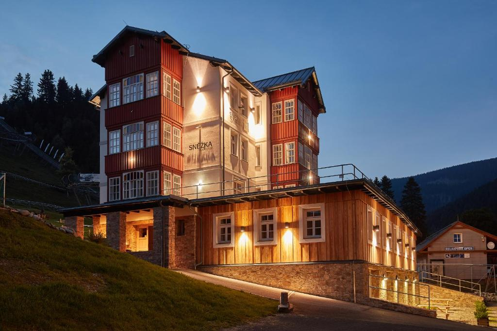 Апартаменты/квартиры  Residence Sněžka  - отзывы Booking