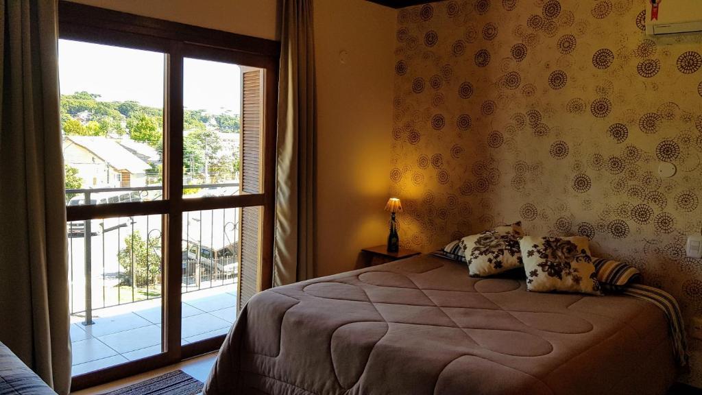 Апартаменты/квартиры  Residencial Borges  - отзывы Booking