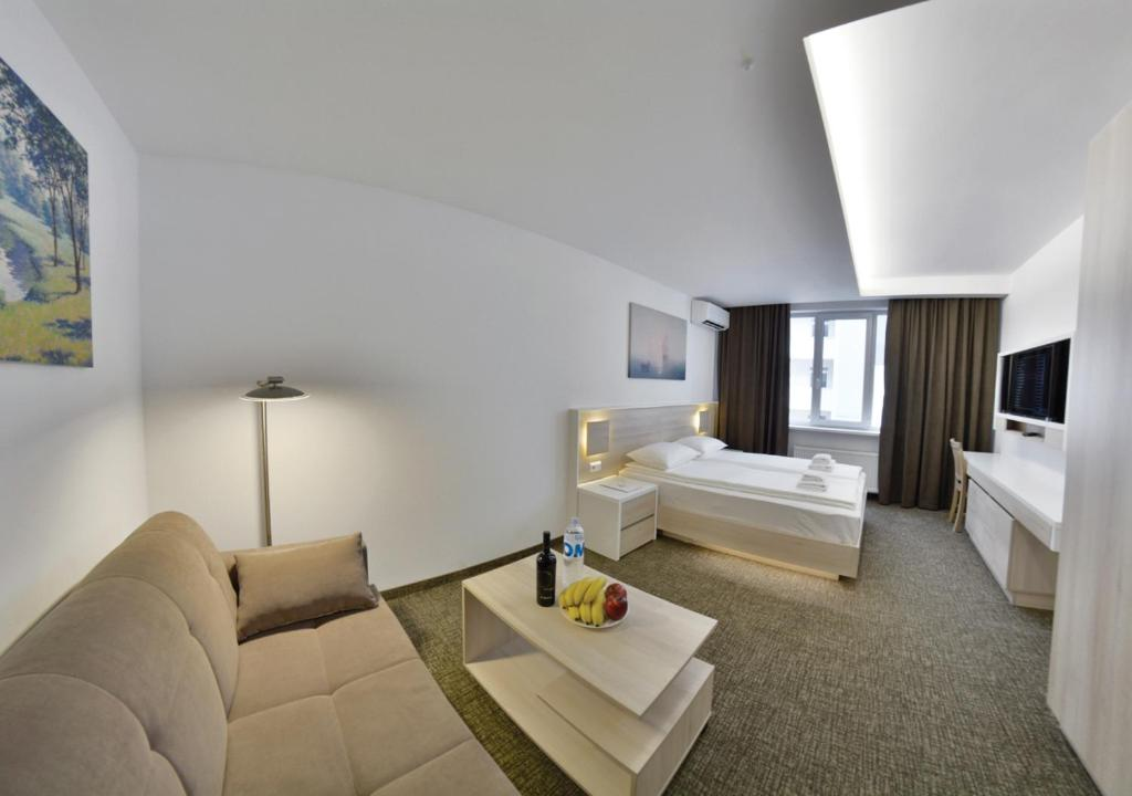 Апартаменты/квартира  Apartment OneClickRent_06-Smart House  - отзывы Booking