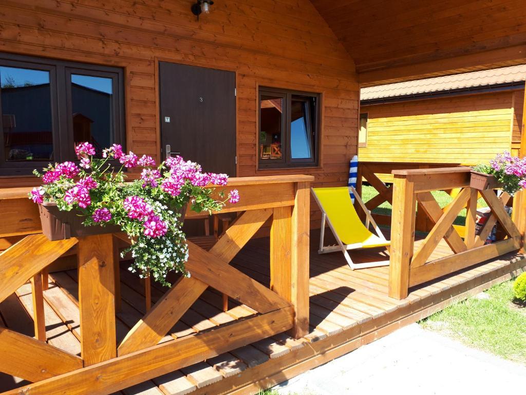 Дома для отпуска  Domki Letniskowe REKINEK  - отзывы Booking