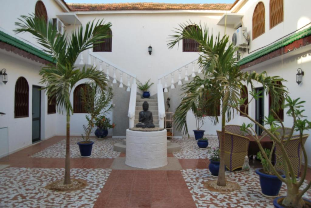 Апарт-отель Riad côté jardin - отзывы Booking