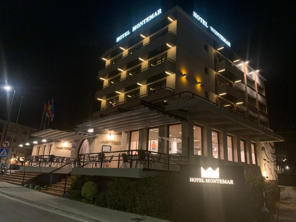 Отель  Montemar  - отзывы Booking