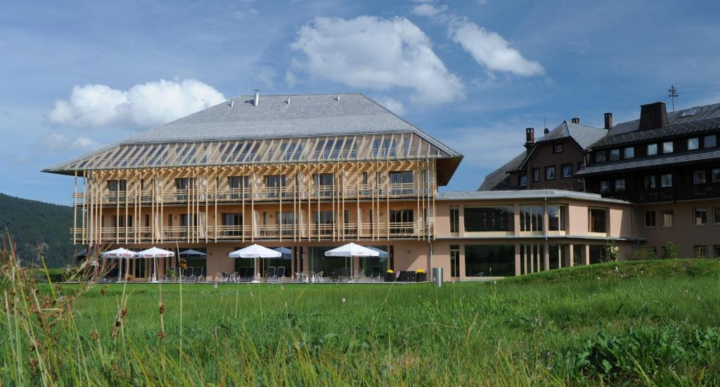 Отель  Natur & Wellnesshotel Breggers Schwanen - Bernau im Schwarzwald  - отзывы Booking