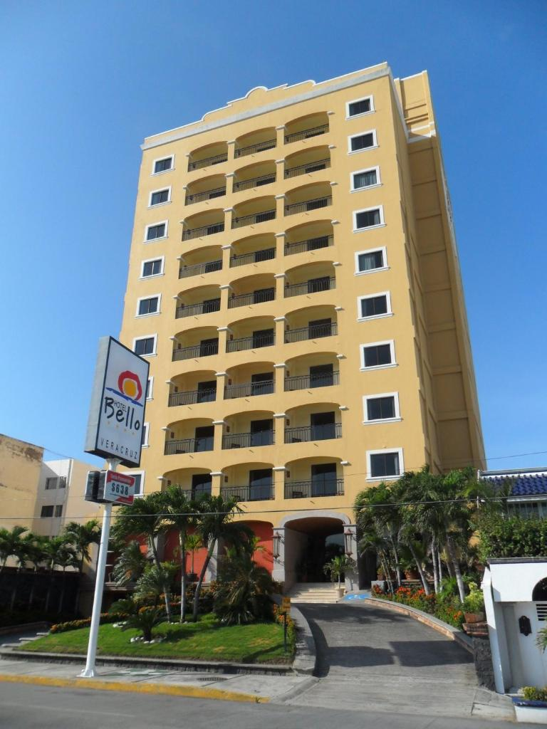 Отель  Hotel Bello Veracruz  - отзывы Booking