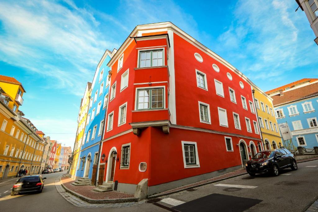 Отель  Das Schärding  - отзывы Booking