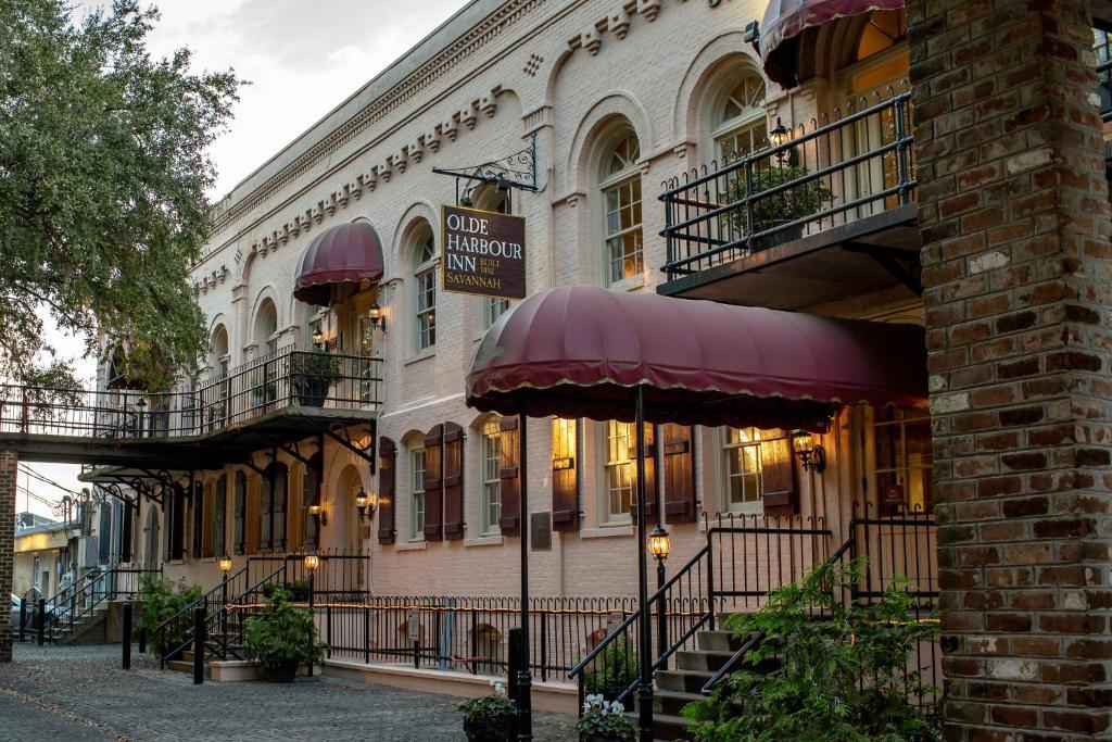 Отель Olde Harbour Inn, Historic Inns of Savannah Collection - отзывы Booking