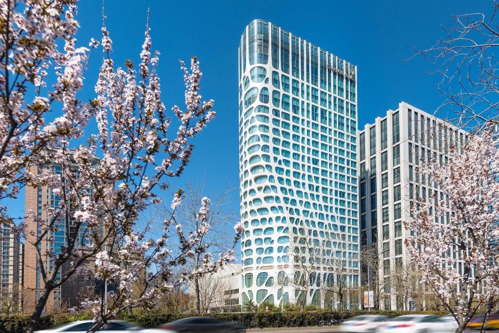 Отель  Отель  Conrad Beijing