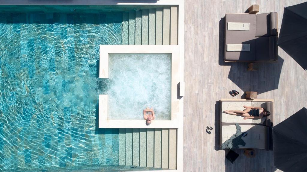 Отель  Lango Design Hotel & Spa, Adults Only  - отзывы Booking