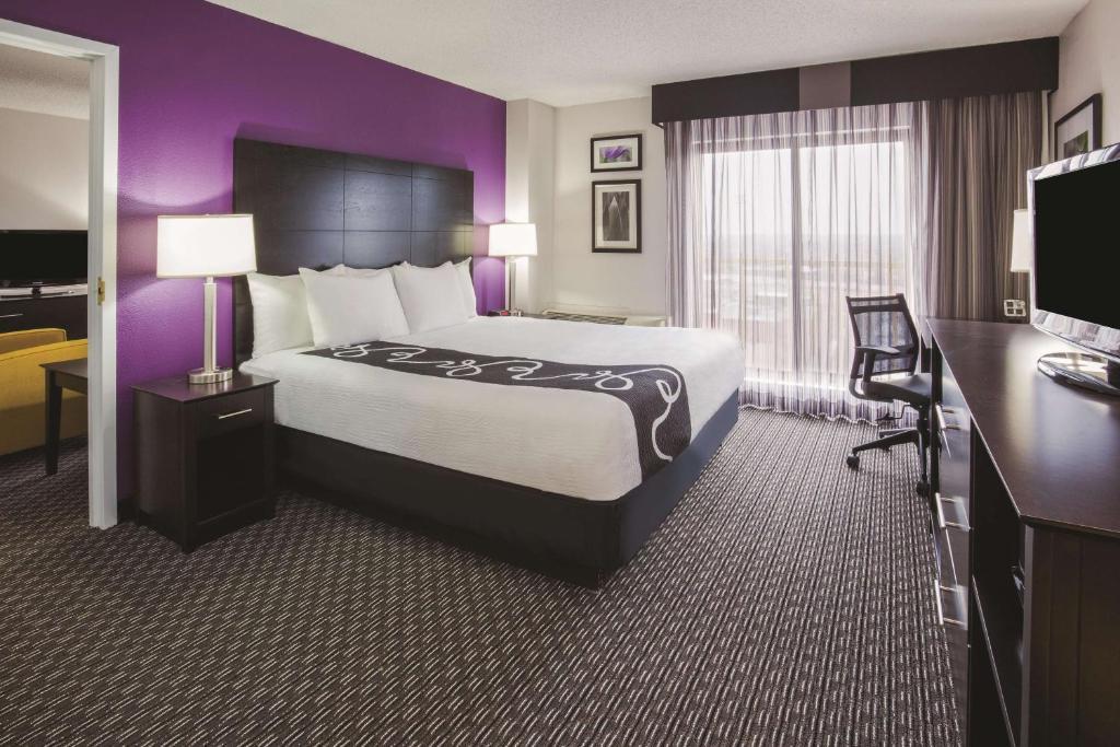 Отель  Отель  La Quinta By Wyndham Minneapolis Bloomington W