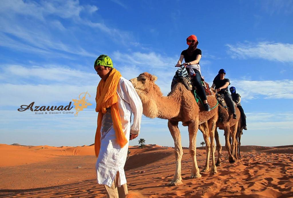 Фото  Люкс-шатер  Azawad Luxury Desert Camp