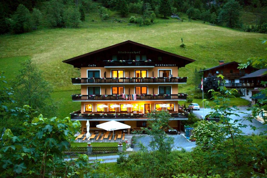 Отель  Stubnerhof  - отзывы Booking