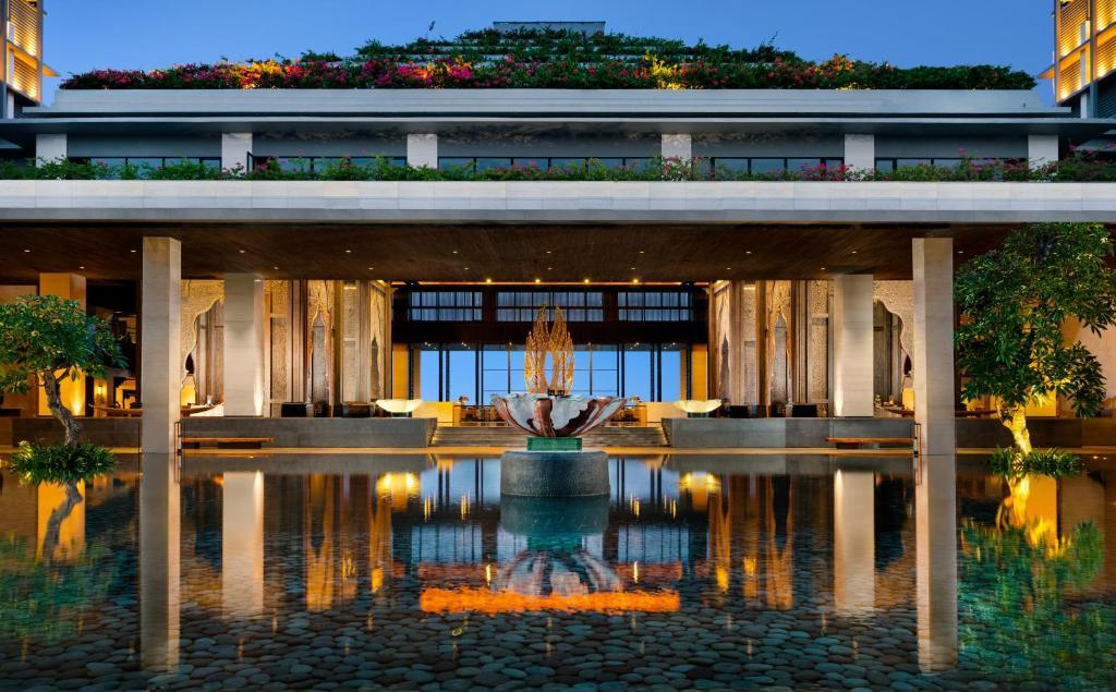 Курортный отель The Apurva Kempinski Bali - отзывы Booking