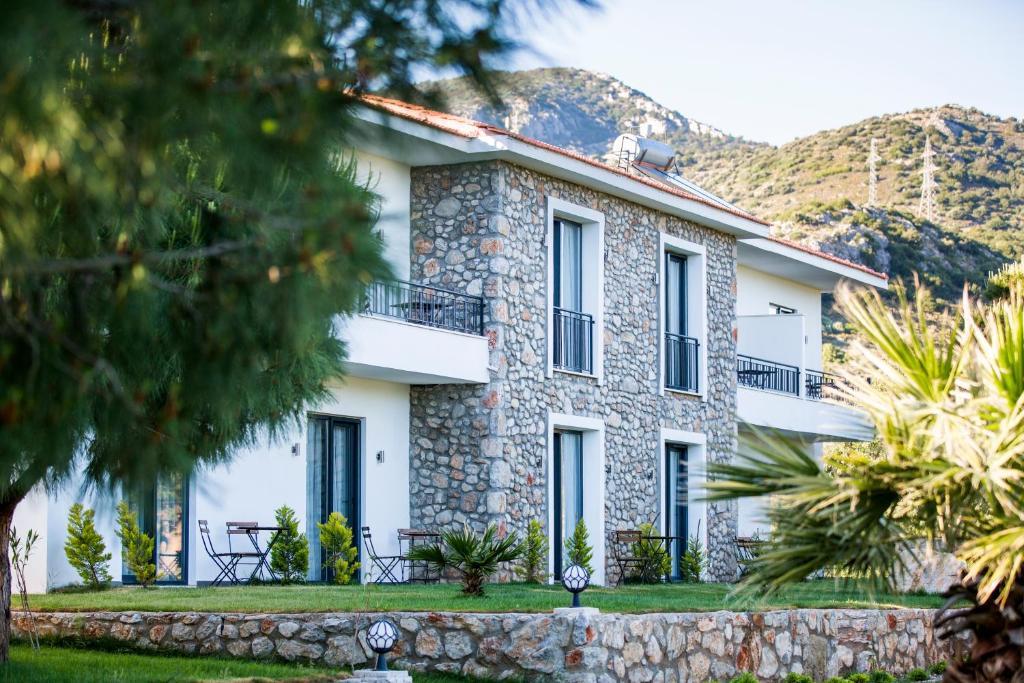 Отель  Casa Elia Datça